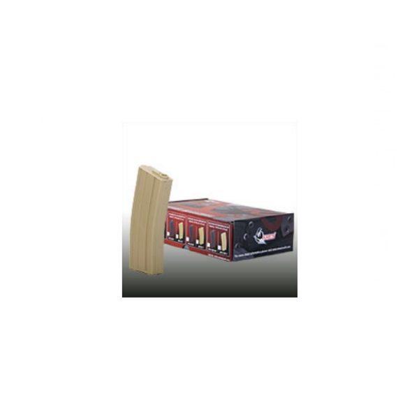 CARGADOR M4 TAN ABS 140BBS – ARES