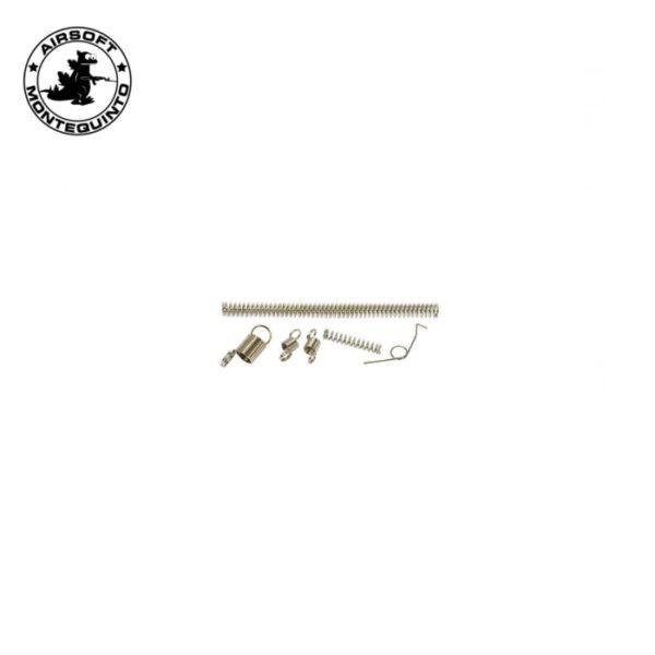 SET MUELLES GEARBOX V7 M14 – SHS
