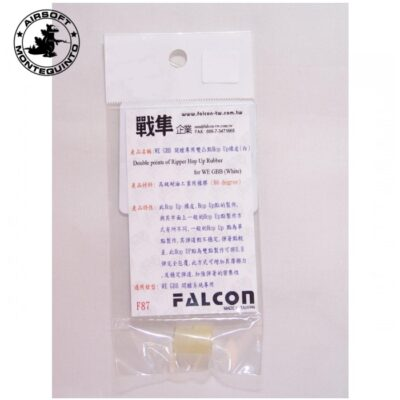 GOMA DE HOP UP F87 PARA WE GAS BLOWBACK 80º - FALCON