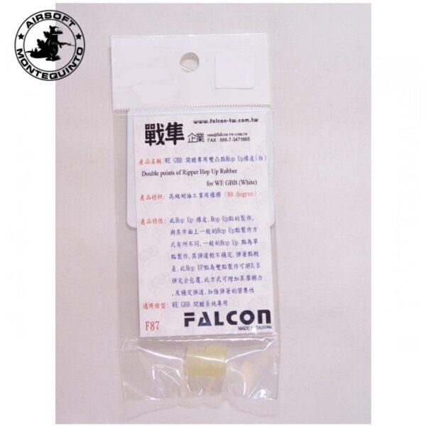 GOMA DE HOP UP F87 PARA WE GAS BLOWBACK 80º - FALCON