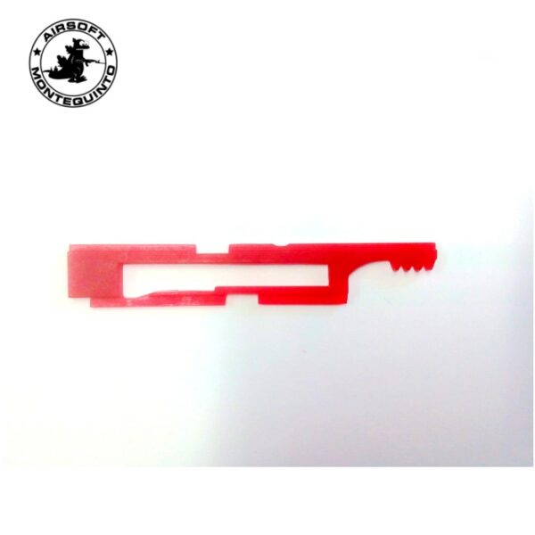 SELECTOR PLATE PARA GEARBOX V3 QD – M5 AIRSOFT