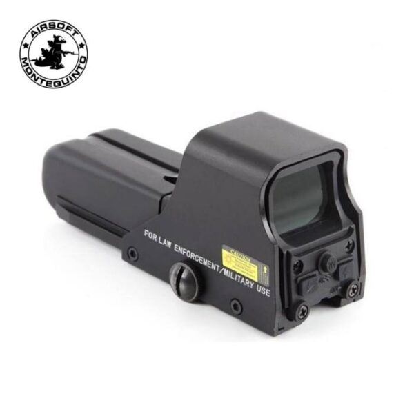 RED DOT TIPO 552 NEGRO - ACM
