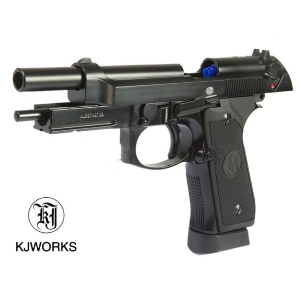 BERETTA M92 A1 FULL METAL CO2 – KJW