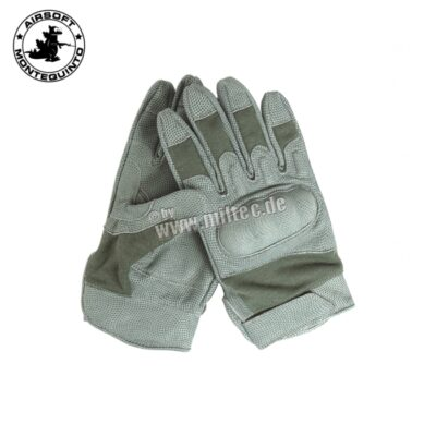 GUANTES NOMEX ACTION FOLIAGE GREEN S - MILTEC