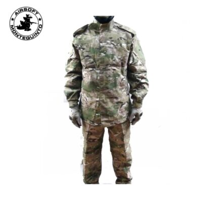 UNIFORME MULTICAM TALLA M - ACM