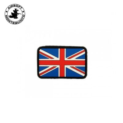 PARCHE PVC BANDERA UK 55X35MM - ACM