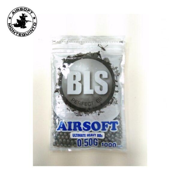 BOLSA 1000BBS 0.50g GRISES - BLS