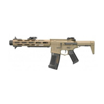M4 HONEY BADGER TAN AM-013-DE- AMOEBA