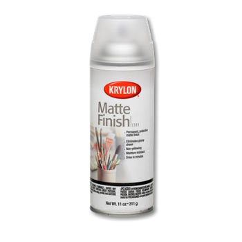 SPRAY BARNIZ MATE KRYLON