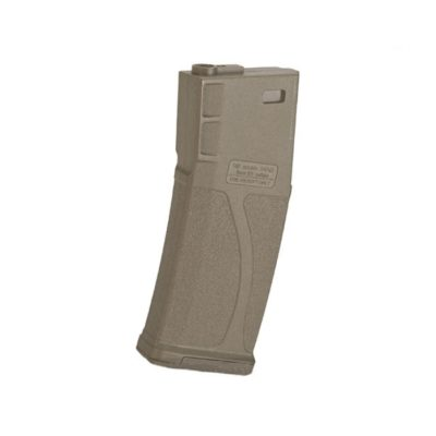 CARGADOR M4 140BBS ABS TAN BLUEBOX - GUARDER