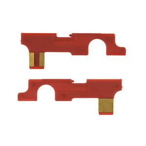 SELECTOR PLATE M4/M16 (BATTLEAXE)