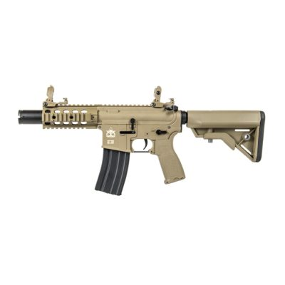 "EVOLUTION RECON UX 8"" AMPLIFIED CARBONTECH TAN (EVOLUTION AIRSOFT)"