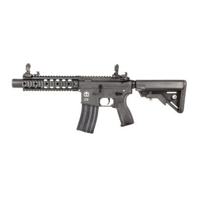 """EVOLUTION RECON UX 9"""" SILENT OPS CARBONTECH NEGRO - EVOLUTION AIRSOFT"""