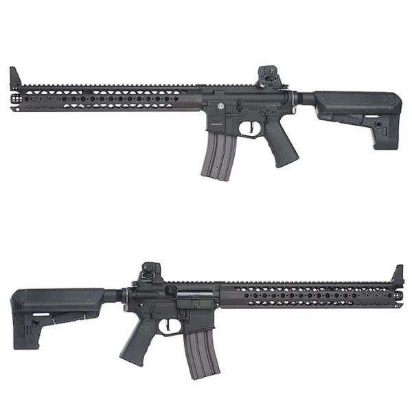 War Sport LVOA-C (Lower Power Version) - negro (Krytac)