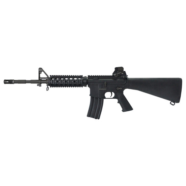 LR-16 FIXED STOCK-RS BLOWBACK (LCT)