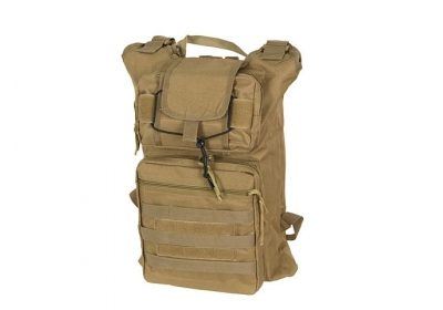 MOCHILA ASALTO PLEGABLE TAN (ACM