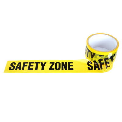CINTA BALIZAR SAFETY ZONE (ACM)