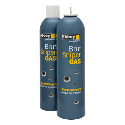 BOTE GAS BRUT SNIPER GAS 300GMS (ABBEY)