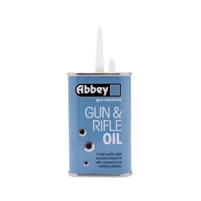 ACEITE PARA PISTOLA Y RIFLE (ABBEY)