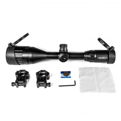 MIRA OPTICA 3-9X50 NOVRITSCH SCOPE SET