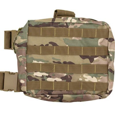 BOLSILLO MOLLE PIERNA MULTICAM (ACM)