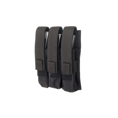 PORTACARGADOR TRIPLE MP5 NEGRO - ACM