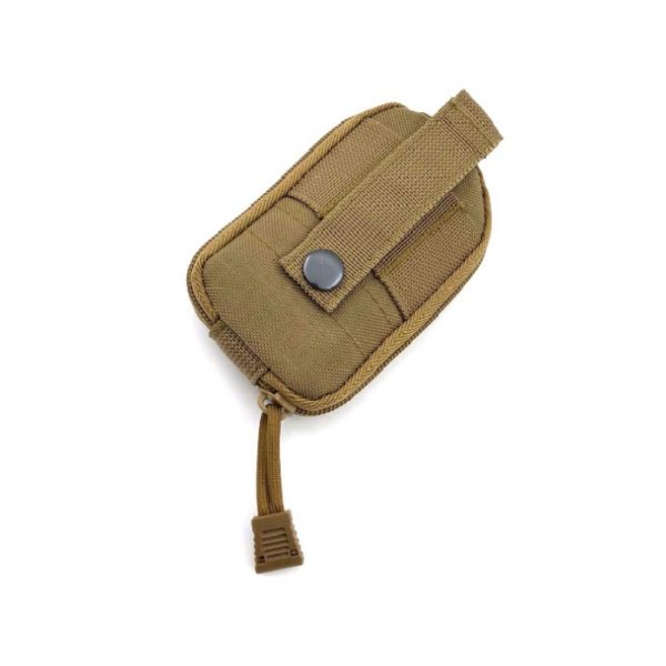 BOLSILLO BOLSA DESCARGA PLEGABLE TAN - ACM