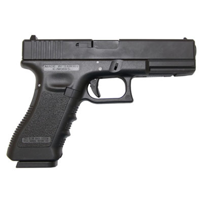 GLOCK 17 FULL METAL CO2 NEGRO (KJW)