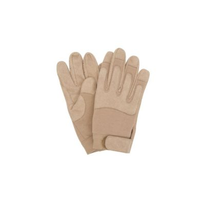 GUANTES ARMY COLOR TAN MILTEC