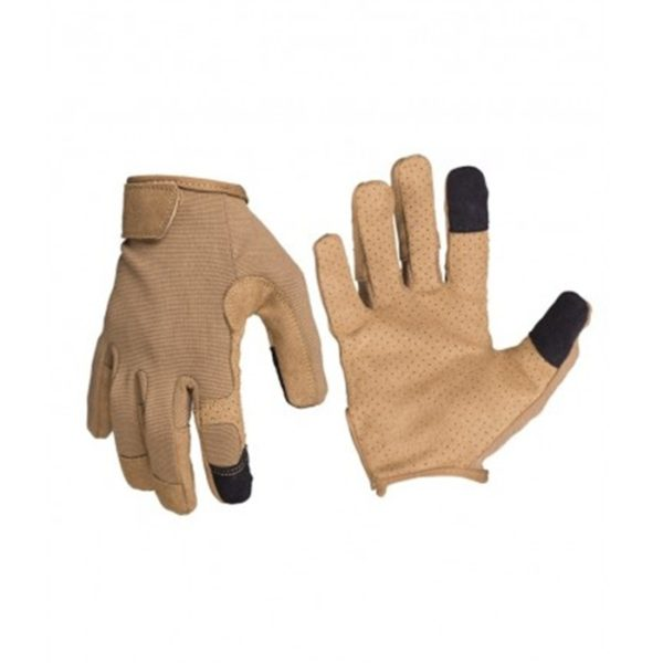 GUANTES TOUCH TAN TALLA M (MILTEC)