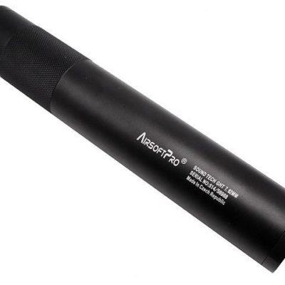 SILENCIADOR VIPER L96 310X55 AIRSOFTPRO