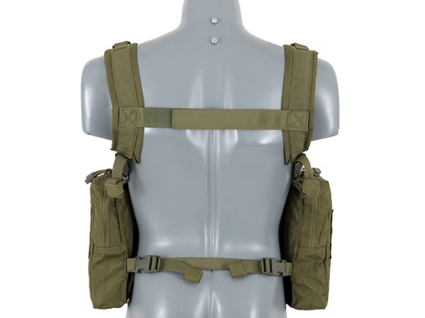 CHEST RIG PATRULLA VERDE (ACM)