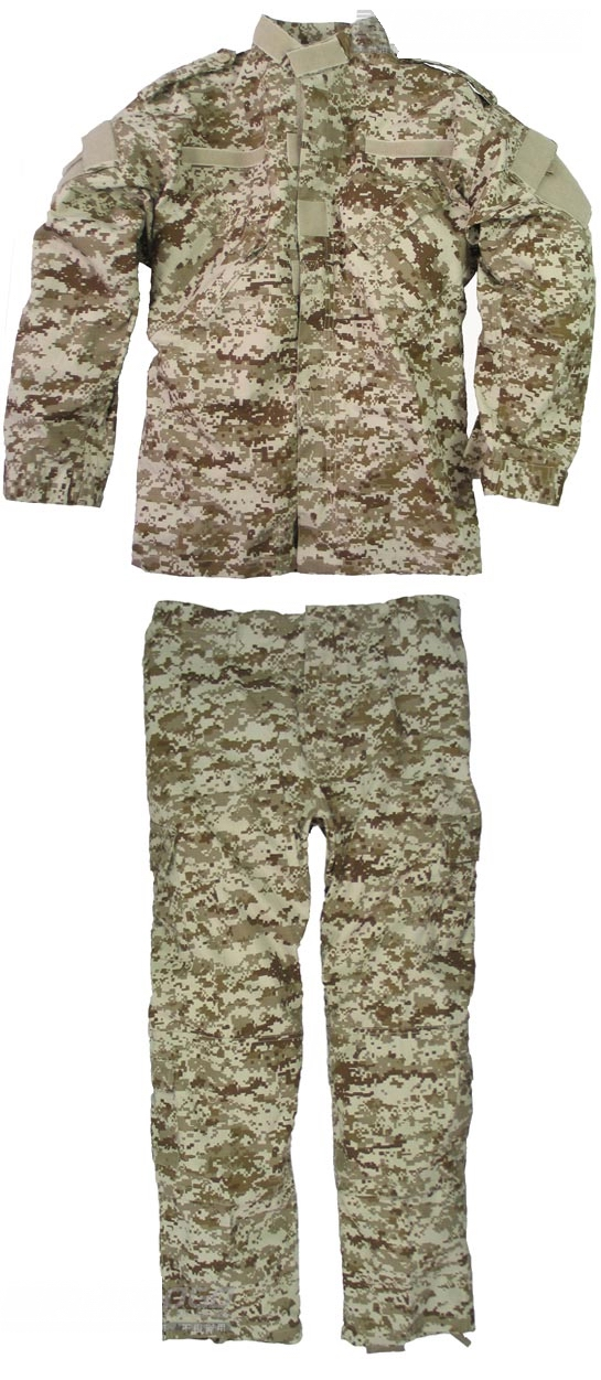 UNIFORME DESERT DIGITAL TALLA L (ACM)
