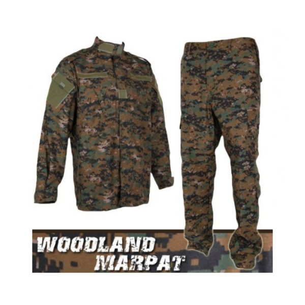 UNIFORME MARPAT TALLA XL - ACM