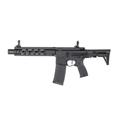 "EVOLUTION RECON SMR MK1 PDW 10"" AMPLIFIED FULL METAL - EVOLUTION AIRSOFT"