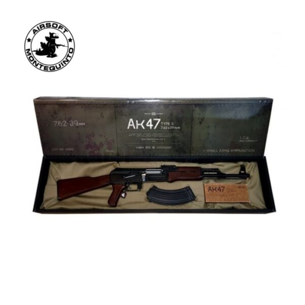 AK47 TYPE 3 - TOKYO MARUI