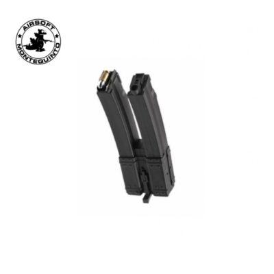 CARGADOR DOBLE MP5 LARGO 500BBS - CYMA