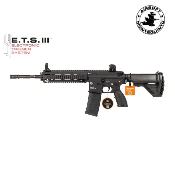 EVOLUTION E-416 ETS - EVOLUTION AIRSOFT