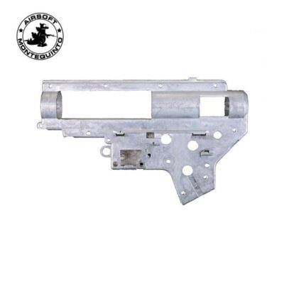 CARCASA GEARBOX V2 8MM - SUPER SHOOTER