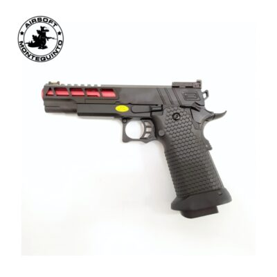 HI-CAPA RACER RED - GOLDEN EAGLE