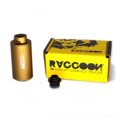 SILENCIADOR TRAZADOR 2001 GOLD RACCOON