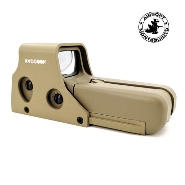 RED DOT TIPO 552 TAN