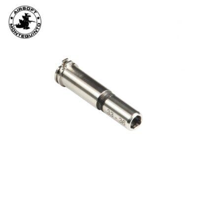 NOZZLE TITANIO CNC REGULABLE 33-36MM - MAXX MODEL